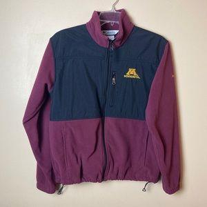 Minnesota Gophers Columbia Fleece Jacket